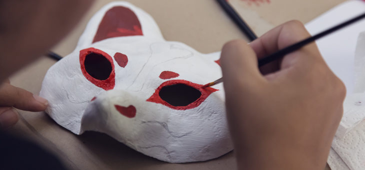 Workshop di maschere e lanterne con L'Apprendista