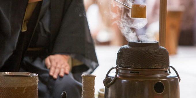 Dimostrazione di Cerimonia del tè con degustazione guidata