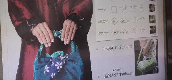 Laboratori di furoshiki e watoji